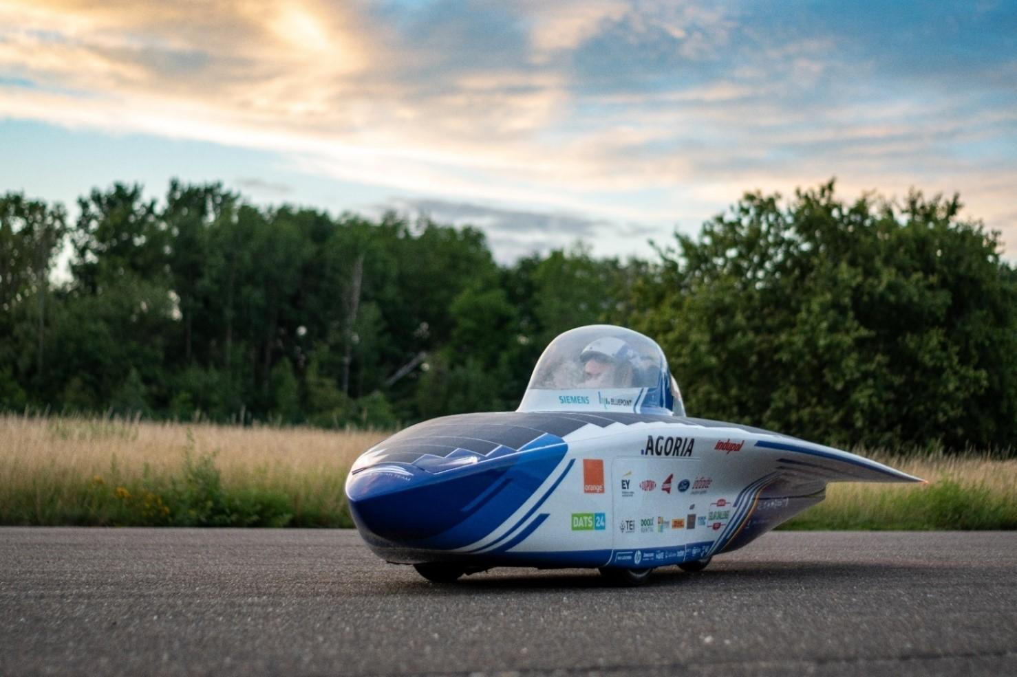 2021-Agoria-Solar-Team-Car
