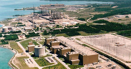 Bruce Power Nuclear Station